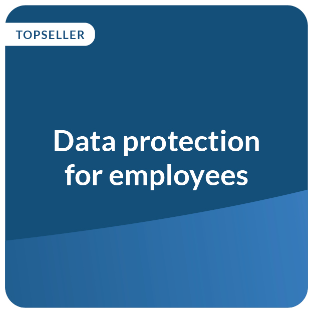 E-Learning data protection for employees