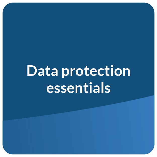 E-Learning data protection essentials