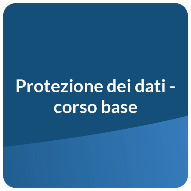 E-learning Protezione dei dati - corso base lawpilots