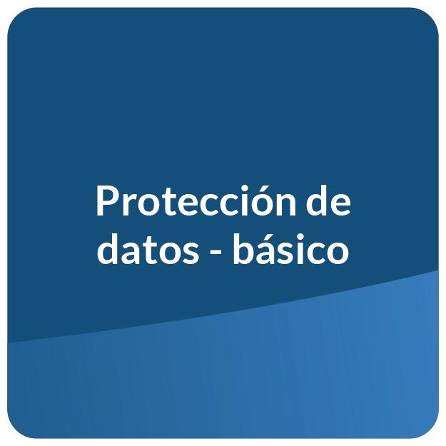 E-learning Protectección de datos - básico lawpilots
