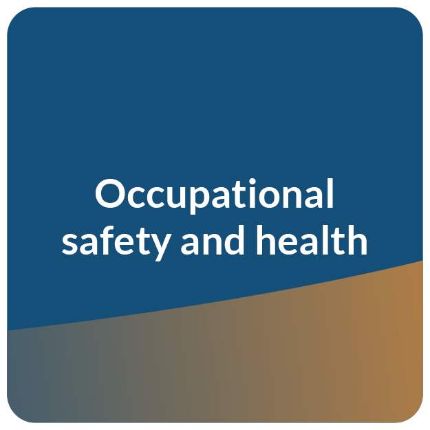 E-Learning occupational safety and health