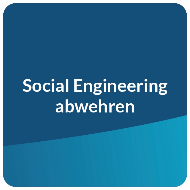 E-Learning Social Engineering abwehren