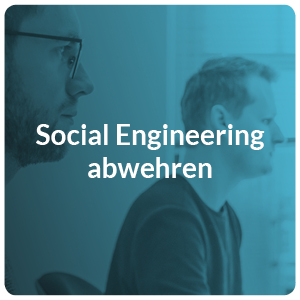 E-Learning Informationssicherheit Social Engineering lawpilots