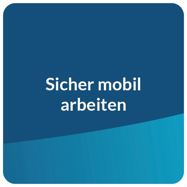 E-Learning sicher mobil arbeiten