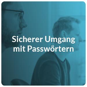 E-Learning Informationssicherheit Passwortsicherheit lawpilots