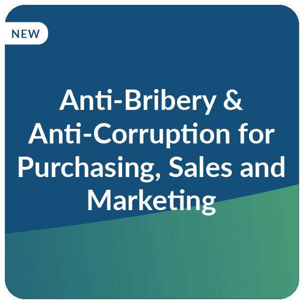 E-Learning Anti-Bribery