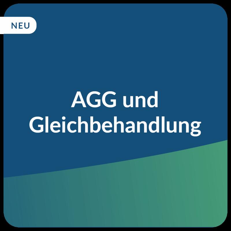 E-Learning AGG und Gleichbehandlung