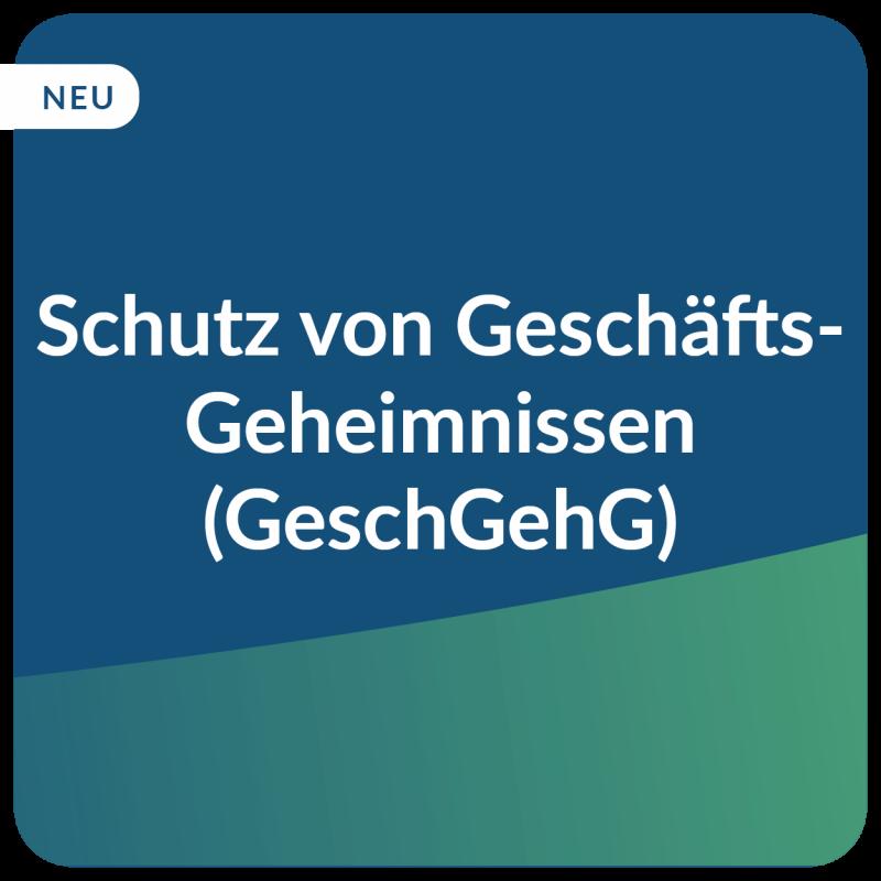 E-Learning GeschGehG