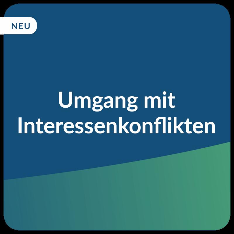E-Learning Interessenkonflikten