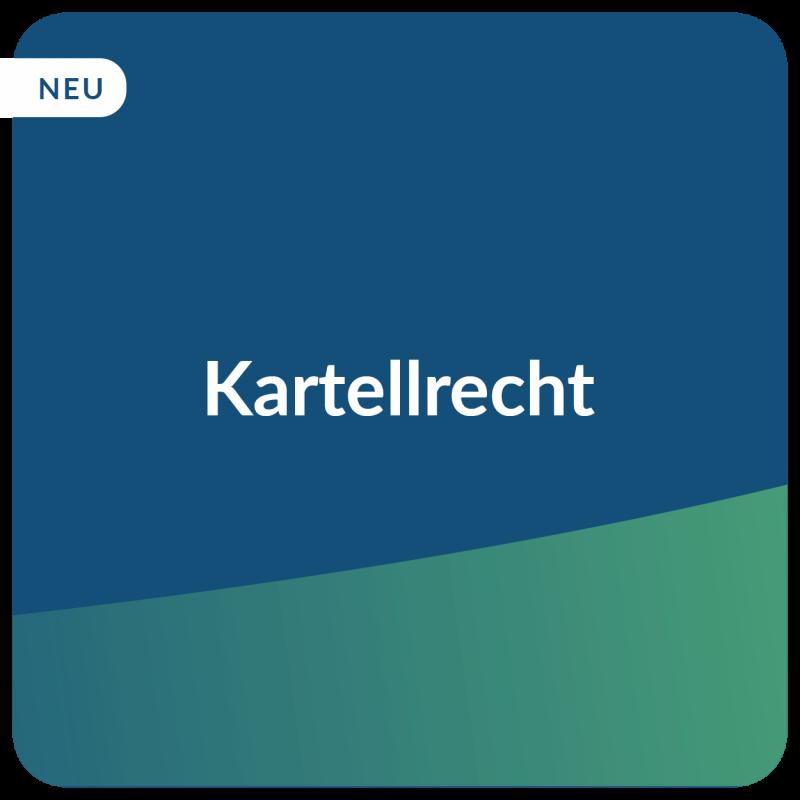 E-Learning Kartellrecht